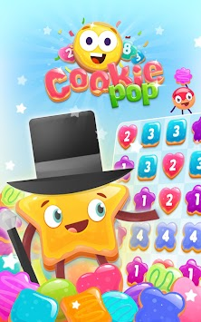 Cookie Pop apk screenshot