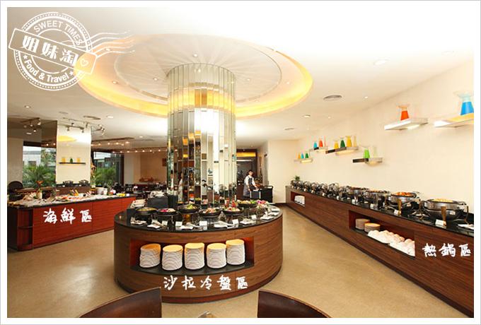 蓮潭國際會館聚餐