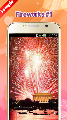玩免費娛樂APP|下載Amazing Fireworks Wallpaper app不用錢|硬是要APP