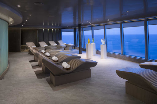 koningsdam-Thermal-Suite.jpg - Indulge in the restorative Thermal Suite on Holland America's Koningsdam.