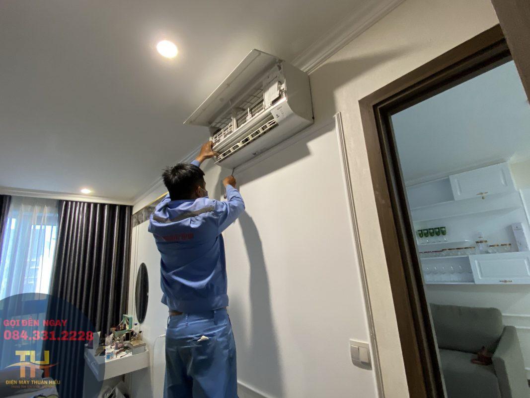 Sửa Máy Lạnh Đường Phạm Huy Thông Gò Vấp