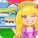 My Doll House Decoration Rooms icon