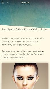 Zach Ryan - náhled