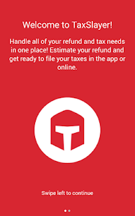 TaxSlayer - Estimate and File Your Taxes- screenshot thumbnail