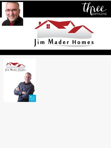 Jim Mader Three Appazine
