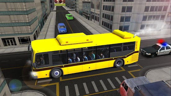 City Bus Driver Simulator 3D: Coach Bus Games 2018 - náhled