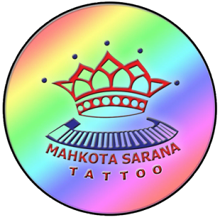 Mahkota Sarana Tattoo - náhled