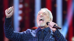 Danny Tetley to challenge Tom Jones' 'sex bomb' crown