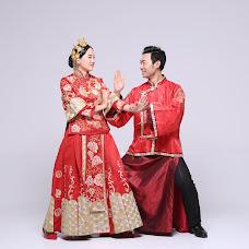 Wedding photographer Guo Jin (sensen168). Photo of 02.09.2018