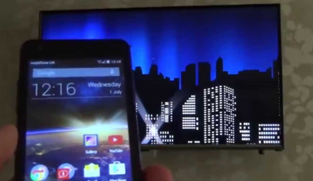 Display Phone Screen On TV- screenshot