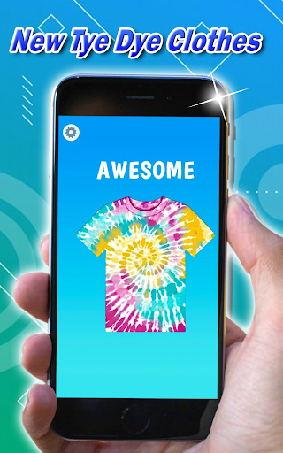 New Tye Dye Clothes android2mod screenshots 5