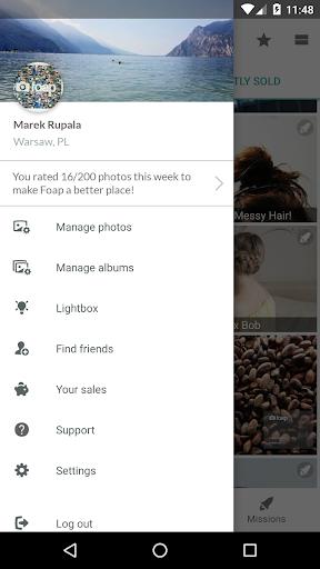 Foap - sell your photos 3.21.0.794 screenshots 3