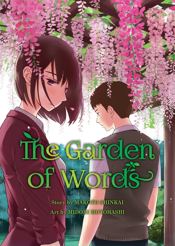 The Garden of Words (2016)