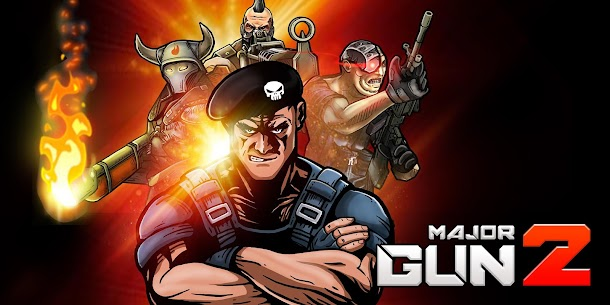 Major GUN : War on Terror – offline shooter game 1