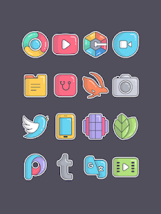 Olympia Sticker – Icon Pack (MOD, Paid) v1.2 2