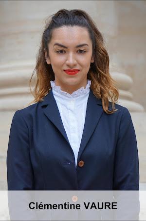 Clémentine VAURE
