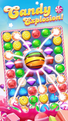 Candy Charming - 2019 Match 3 Puzzle Free Games for Android apk 4