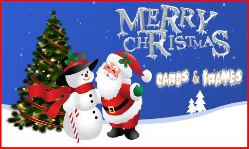 Christmas: Cards Frames