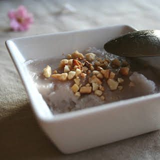 Taro Dessert (Or Nee / 芋泥).