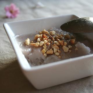 Taro Root Dessert Recipes.