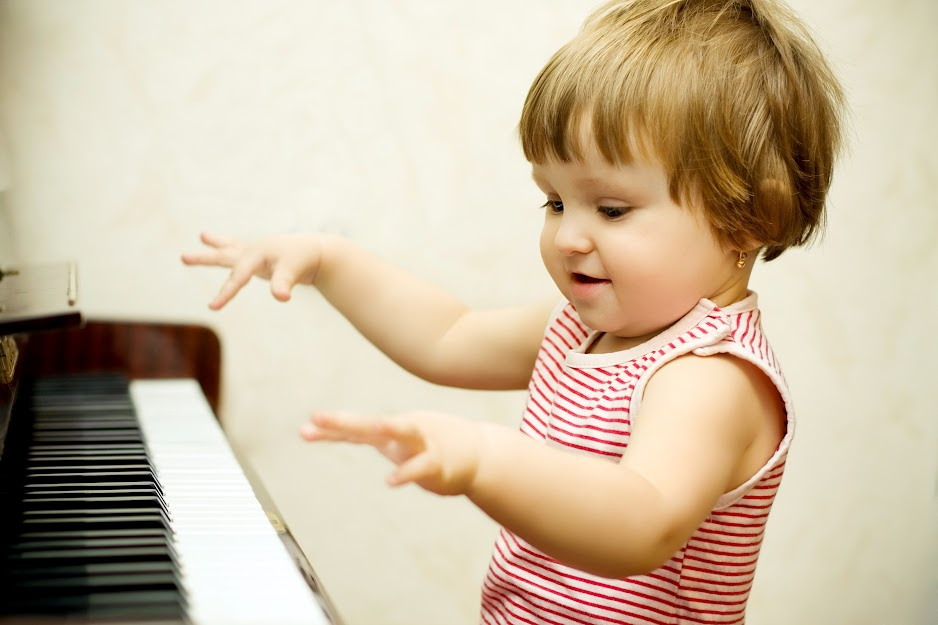 Engage Kids With The Piano