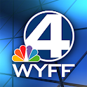 WYFF News 4 and weather icon