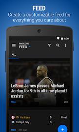theScore: Sports & Scores Screenshot 4