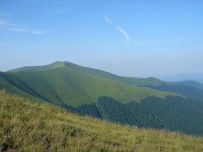 Photo: Borżawa - widok na Stoj