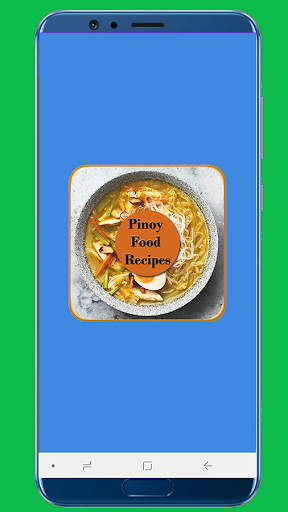 Download Pinoy Food Recipes Free For Android Pinoy Food Recipes Apk Download Steprimo Com