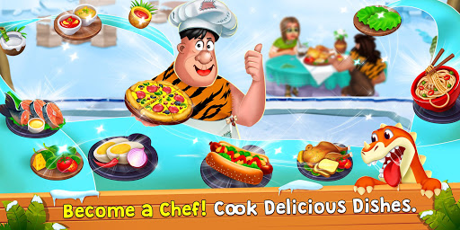 Cooking Madness: Restaurant Chef Ice Age Game 2.3 screenshots 5