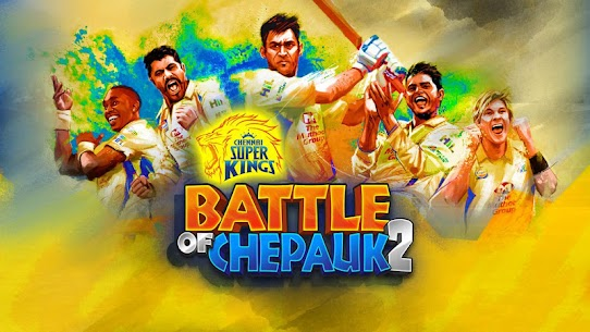 Chennai Super Kings Battle Of Chepauk 2 MOD (Ad Free/Unlimited Tickets) 1