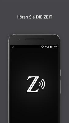 ZEIT AUDIO - screenshot
