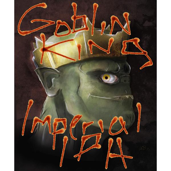 Logo of Brooks Goblin King