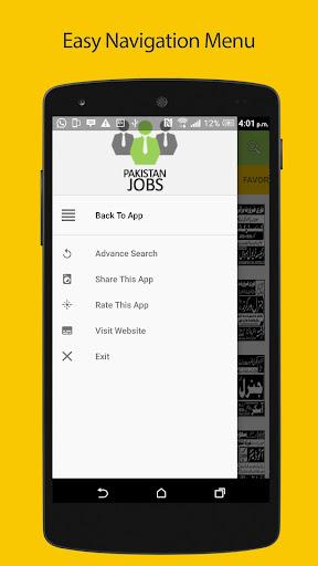 Pakistan Jobs - All Latest jobs in Pakistan 2018  screenshots 7