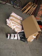 Photo: ... ein grosses Gepäckstück wird.