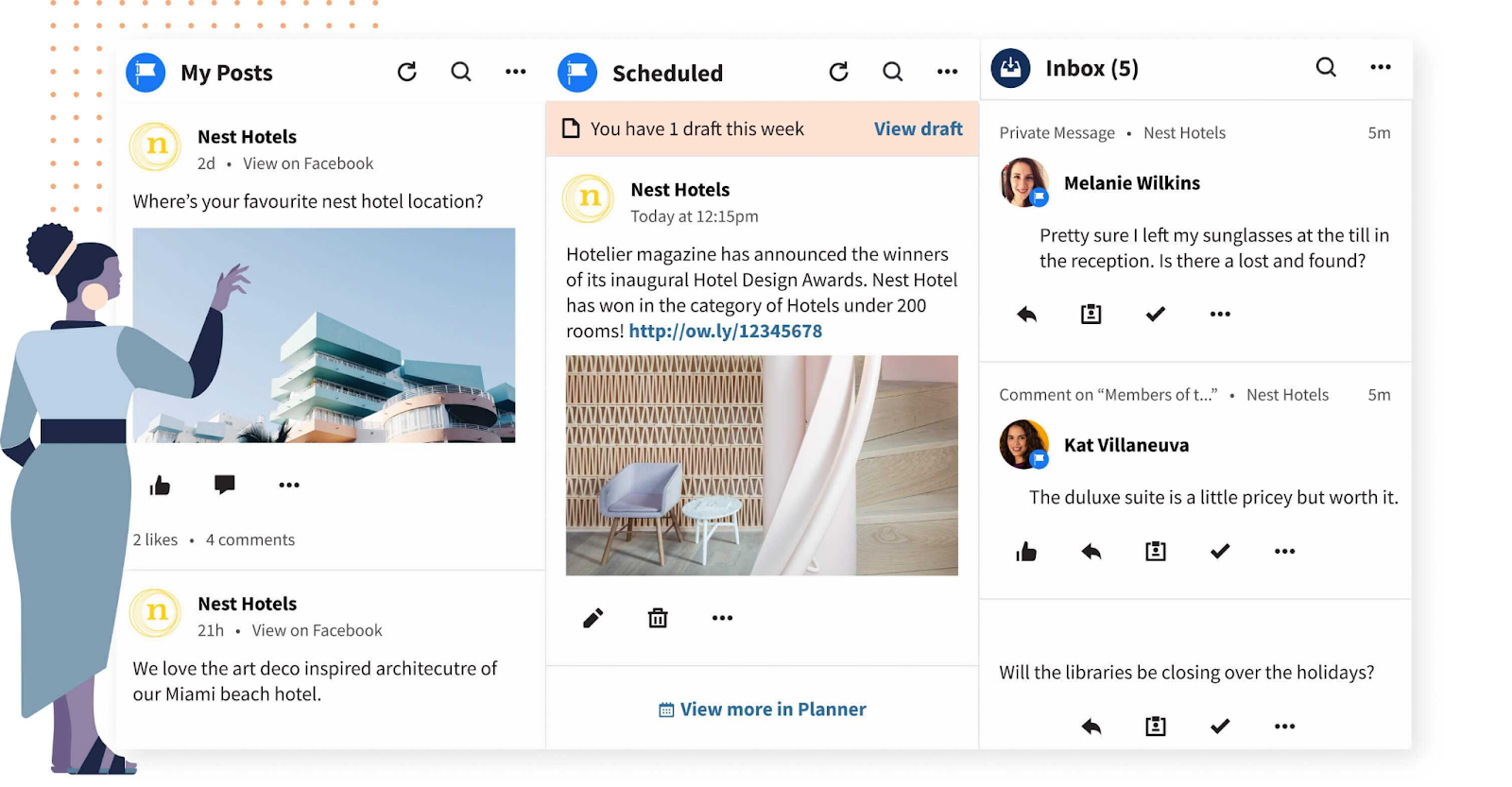 Best Apps for Instagram Business: Hootsuite