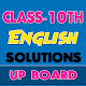 10th class english solution upboard for PC-Windows 7,8,10 and Mac