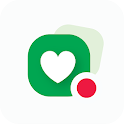 Italy Social - Chat & Meet Italians on Dating App icon