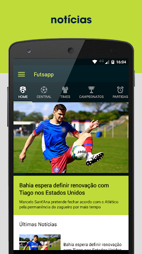 Futsapp - Resultados Online screenshot 2