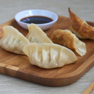 Shrimp and Chive Dumplings