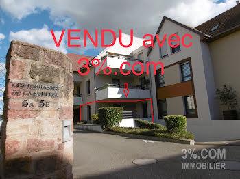 appartement à Griesheim-sur-Souffel (67)
