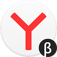 Yandex Browser (beta) apk