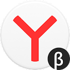 Yandex Browser (beta) icon