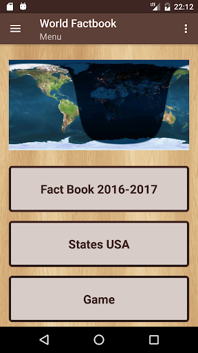 World Factbook 1.5.24 screenshots 1
