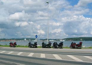Photo: 1e stop in Denemarken
