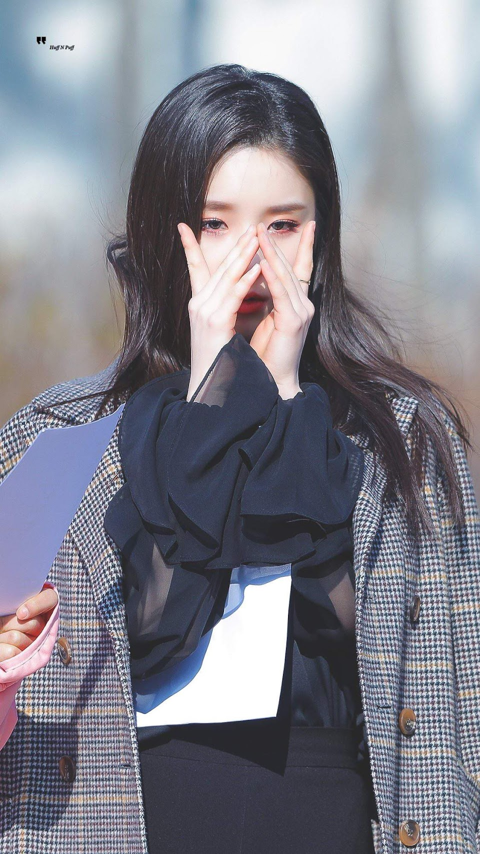 heejin plaid 28