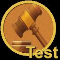 TestOpos Justicia icon