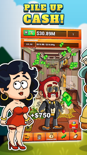 Idle Payday: Fast Money (Mod Money)