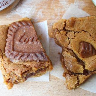 Cookie Dough Blondies [Vegan]