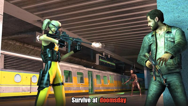 Hopeless Raider-Zombie Shooting – APK MOD HACK – Dinheiro Infinito